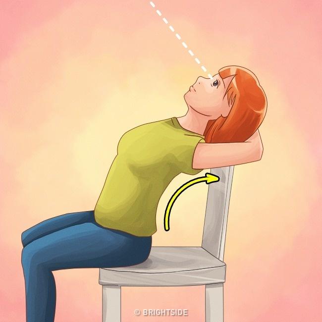 Làm được 10 điều này bạn sẽ không bao giờ bị gù lưng mỗi khi đứng hay ngồi - Ảnh 5.