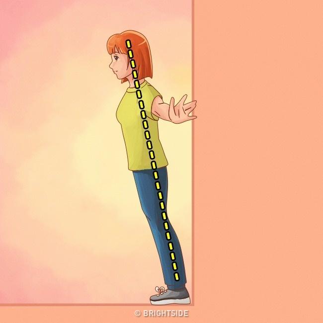 Làm được 10 điều này bạn sẽ không bao giờ bị gù lưng mỗi khi đứng hay ngồi - Ảnh 7.